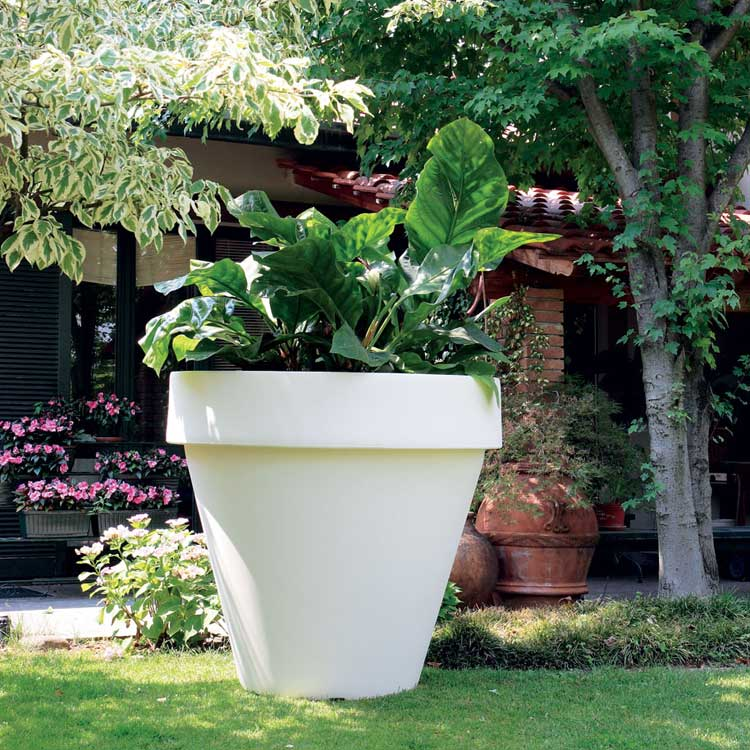 In your outdoor spaces
