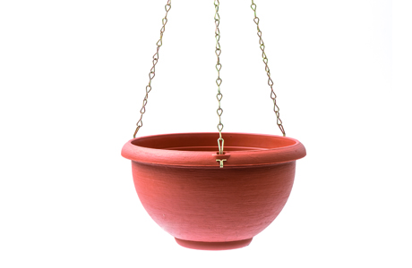 Terrae Basket 25 Terracotta